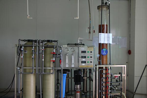 反渗透超纯水制造机
